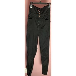 Zara Super High Waist Pants